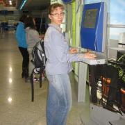 Аэропорт Афин. Бесплатный интернет.