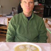 Суп из ежиков с бешамелью.