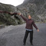 Kotsifou gorges. Ветер