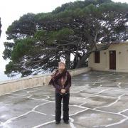 Верхний монастырь Превели (Preveli monastery)