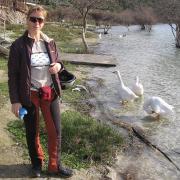 Озеро Курнас (Kournas lake).