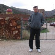 Крит. Монастырь (руины)